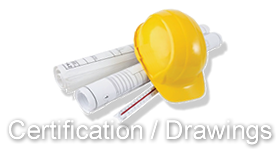 Structure Certification / As-Built Drawings